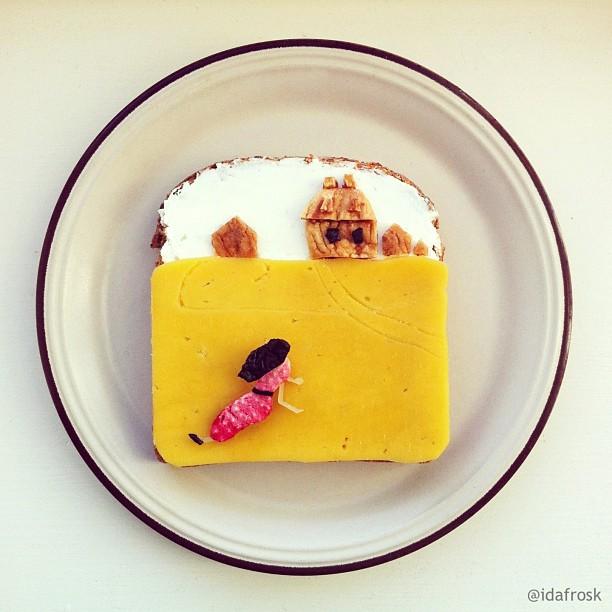 Tableaux-celebres-Food-Art-idafrosk-06