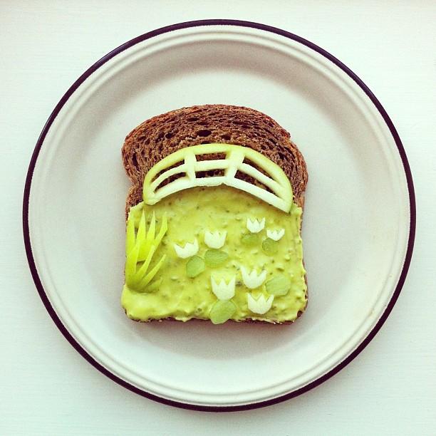 Tableaux-celebres-Food-Art-idafrosk-13