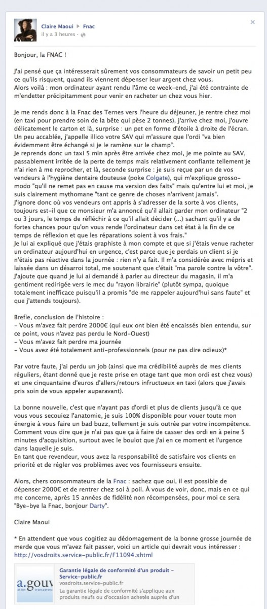 plainte-facebook-FNAC-527x1200