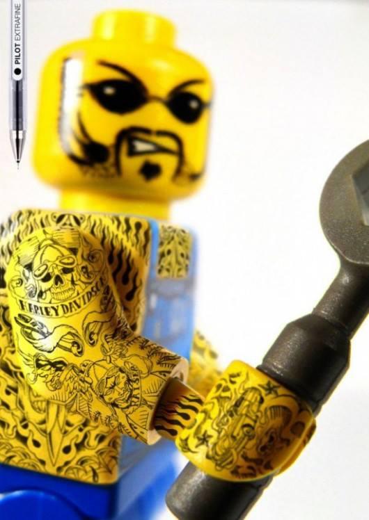 la-banane-qui-parle-lego-pilot-5