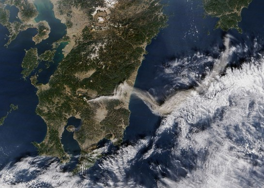 labananequiparle-Mont Shinmoe, Japon