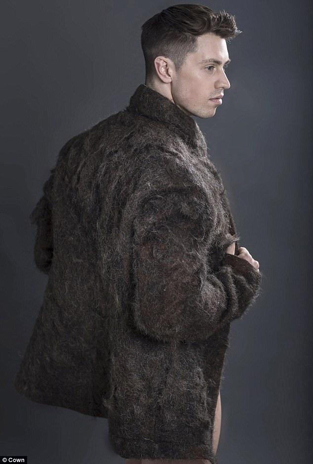 labananequiparle-manteau-poils-humain