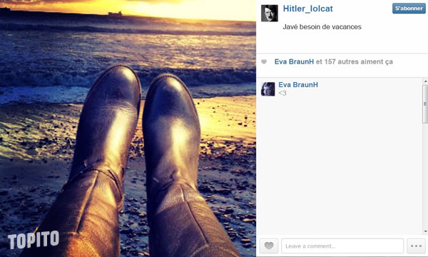 labananequiparle-instagram-dictateurHITLERboots1