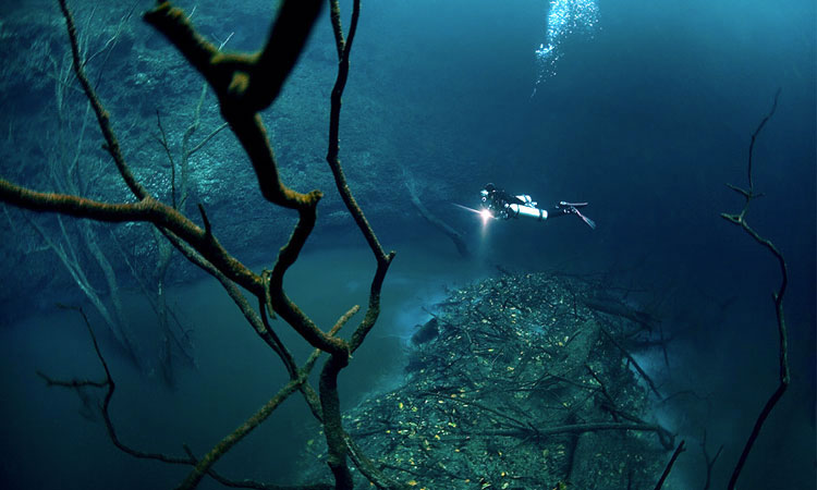 labananequiparle-mexique-riviere-sous-marine