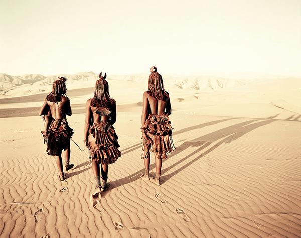 labananequiparle-Himba (Namibie)