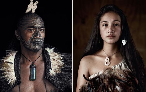 labananequiparle-Maori (Nouvelle-Zélande)