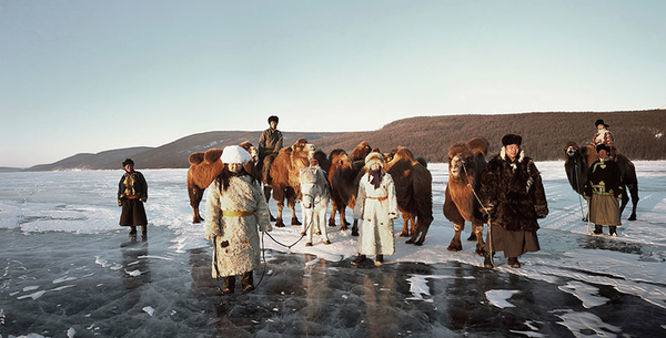 labananequiparle-Tsaatan (Mongolie)