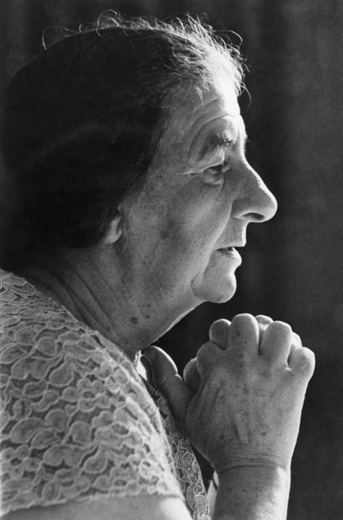 Profile of Golda Meir