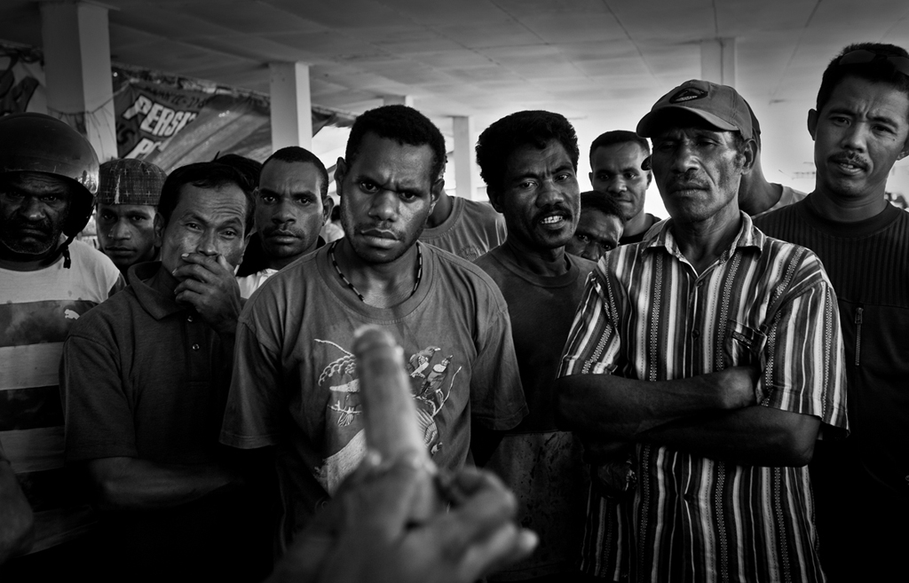 HIV & AIDS epidemic in Papua