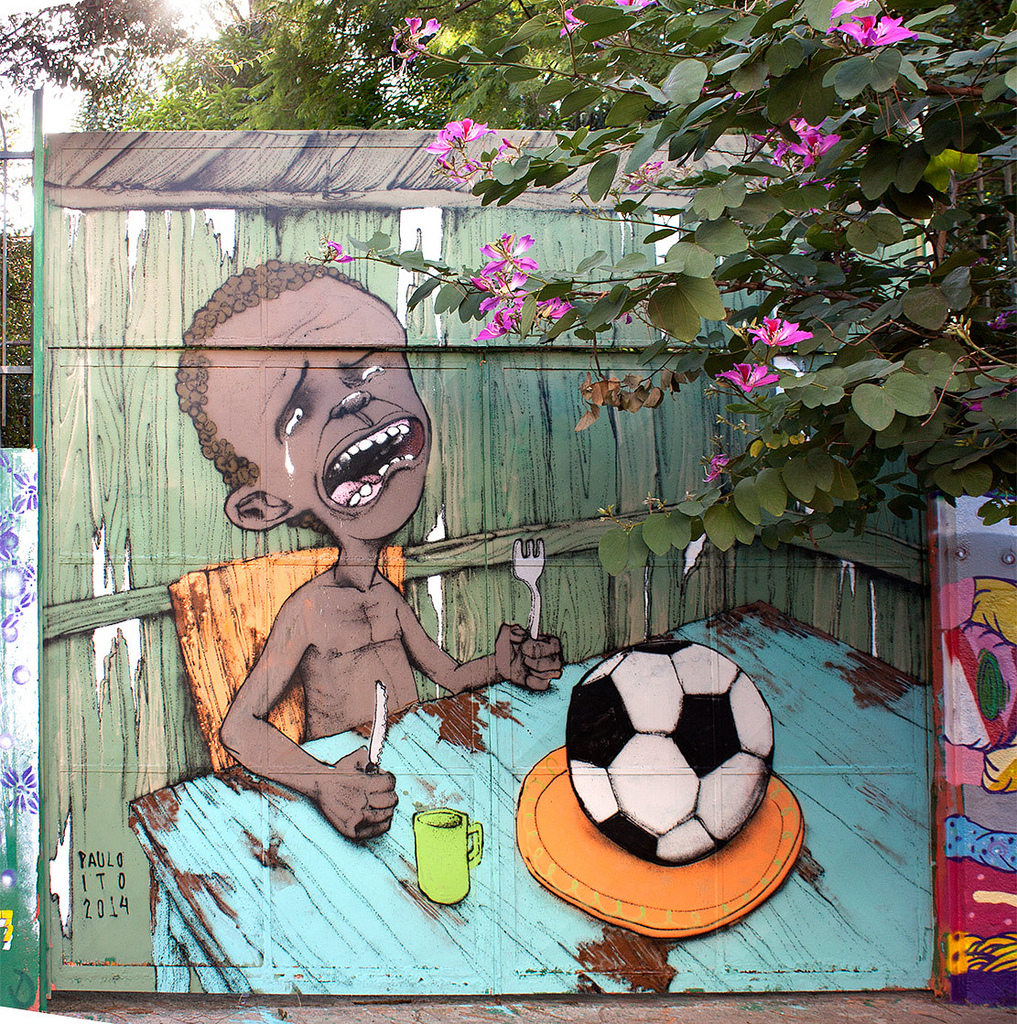 labananequiparle-enfants-rio-bresil-polemique-football-graffiti