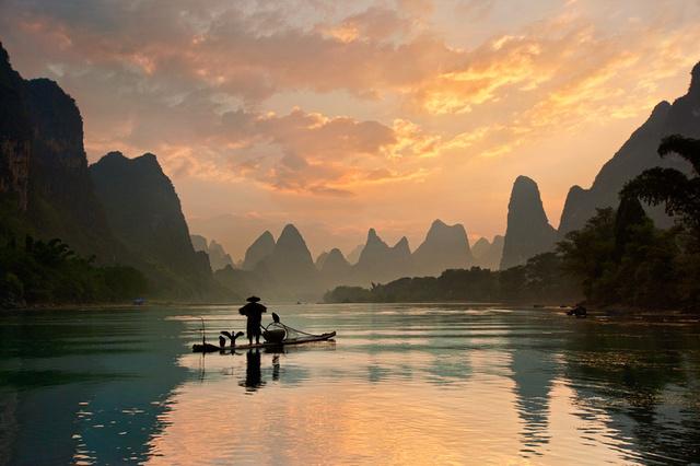 Labananequiparle-La rivière Li-Chine