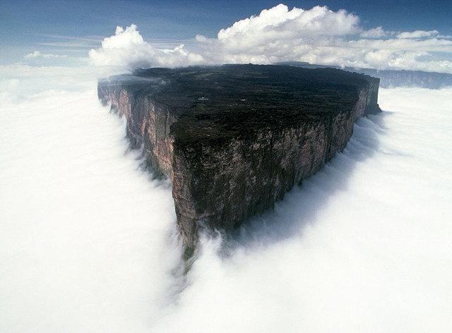 Labananequiparle-Mont Roraima-Venezuela-Brésil-Guyanne