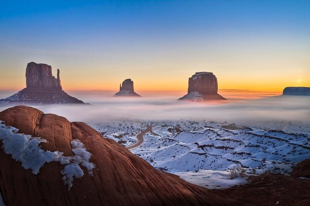 Labananequiparle-Monument valley- USA