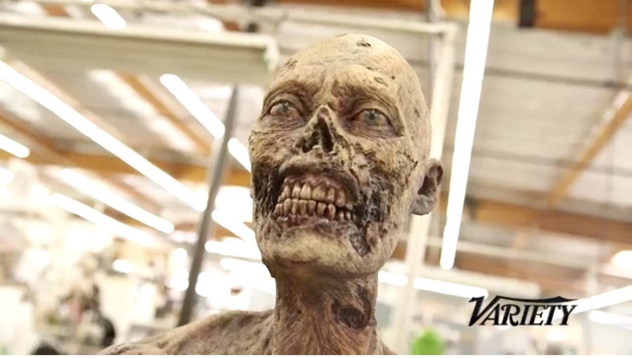 photo comment parler zombie