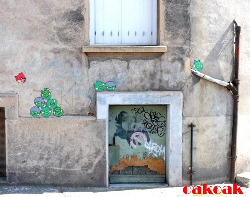 labananequiparle-oak-oak-street-art-angry-bird