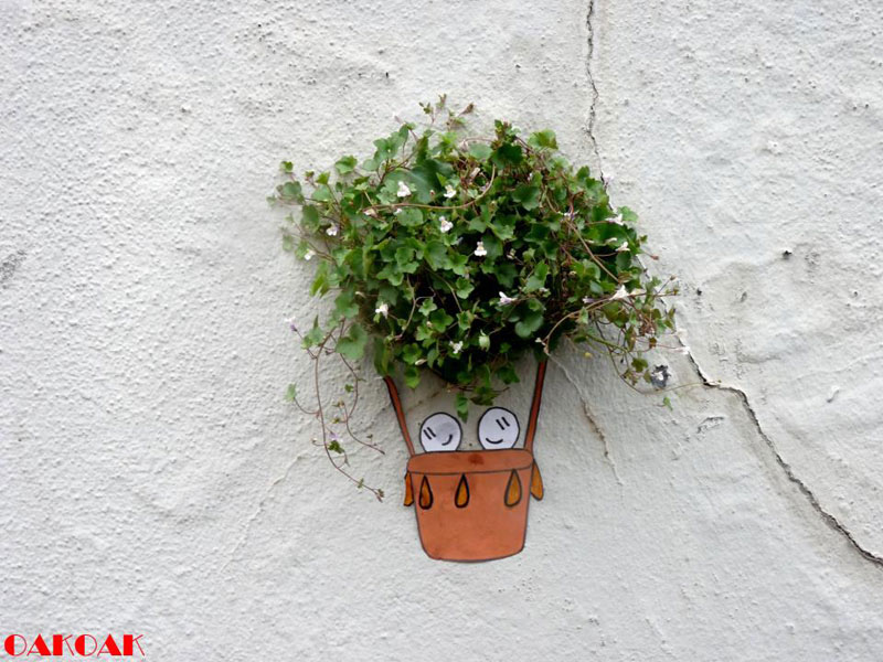 labananequiparle-oak-oak-street-art-pot-fleur