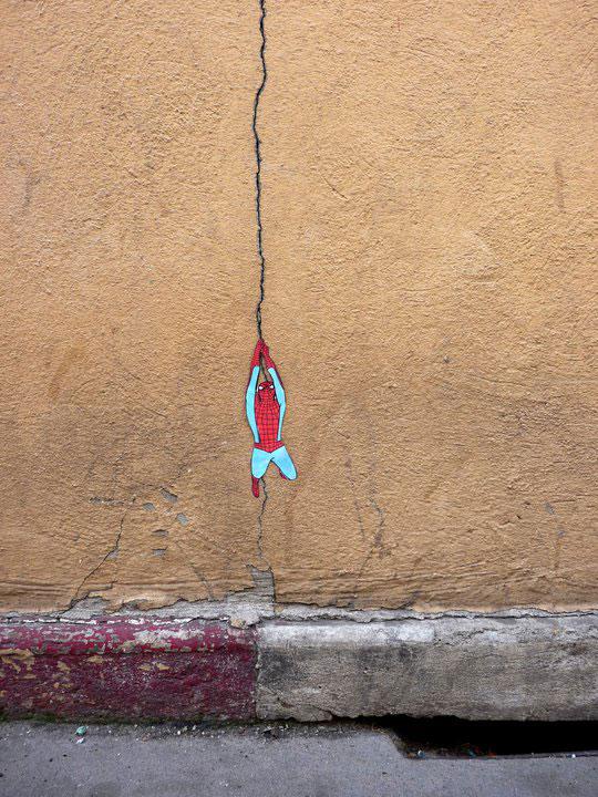 labananequiparle-oak-oak-street-art-spider-man