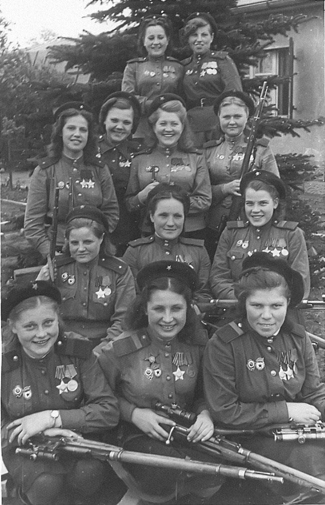 labananequiparle-sniper-femmes-sovietique
