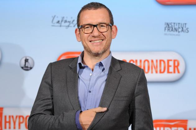 "French actor and director Dany Boon poses during a photocall to promote the film ""Supercondriaque"" on March 31, 2014 in Berlin. The movie will start in German cinemas on April 10, 2014. AFP PHOTO / BRITTA PEDERSEN / GERMANY OUT / AFP / DPA / BRITTA PEDERSEN"