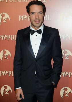 Nicolas Bedos attending the premiere of 'Populaire' held at the cinema UGC Normandie in Paris, France on November 19, 2012. Photo by Nicolas Briquet/ABACAPRESS.COM