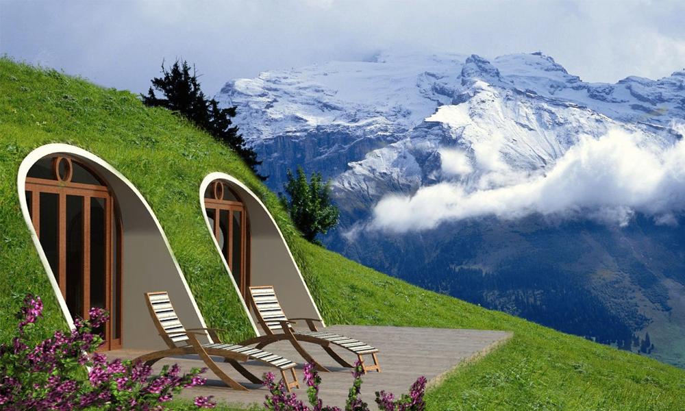 Des-maisons-préfabriquées-et-écologiques-inspirées-de-celles-des-Hobbits-1