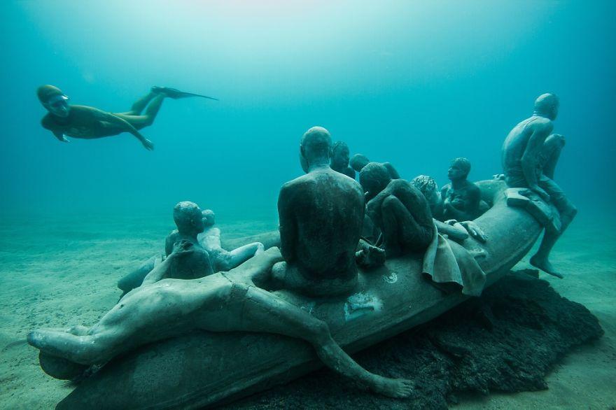 labananequiparle-sculptures-museo-atlantico-canaries