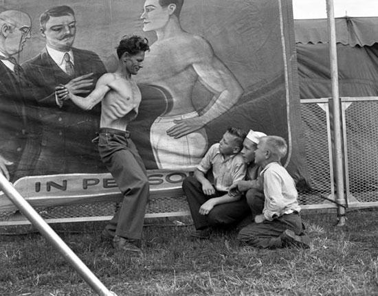 labananequiparle-foire-aux-monstres-photos-vintages-17
