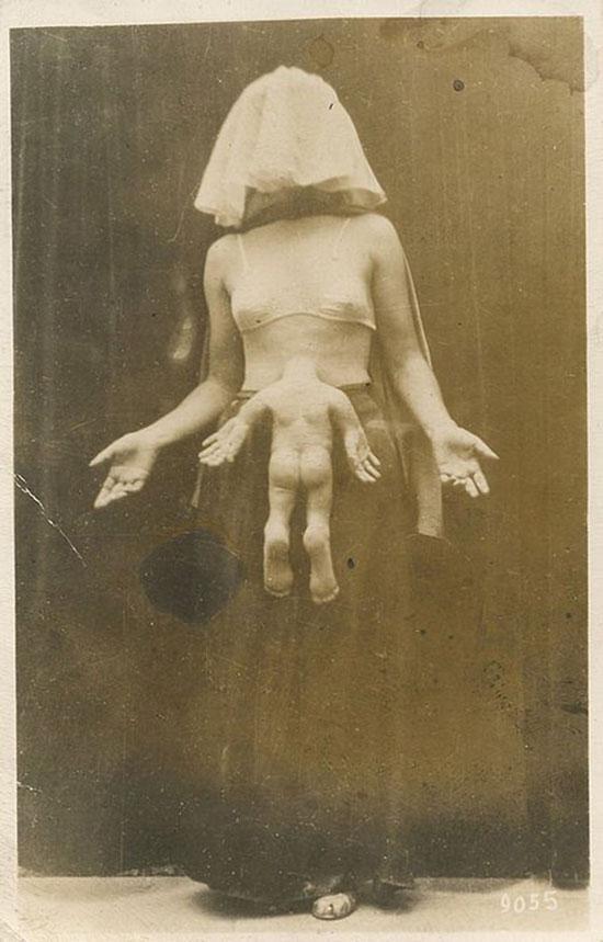labananequiparle-foire-aux-monstres-photos-vintages-3