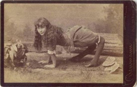 labananequiparle-foire-aux-monstres-photos-vintages-39