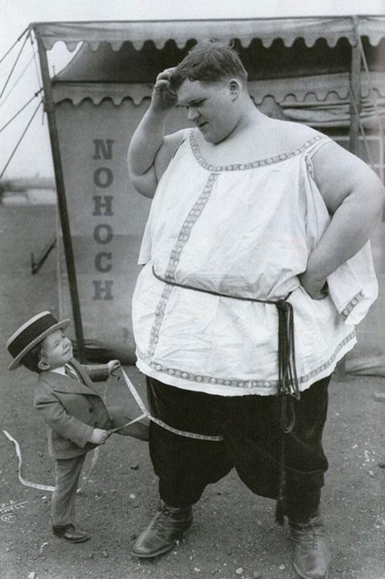 labananequiparle-foire-aux-monstres-photos-vintages-7