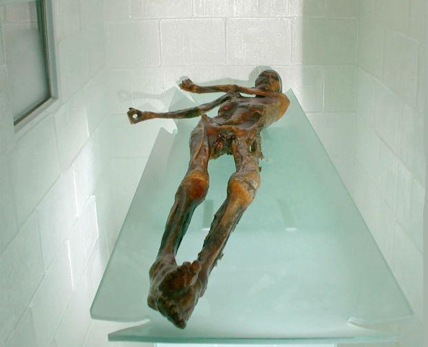 Ötzi-the-Iceman