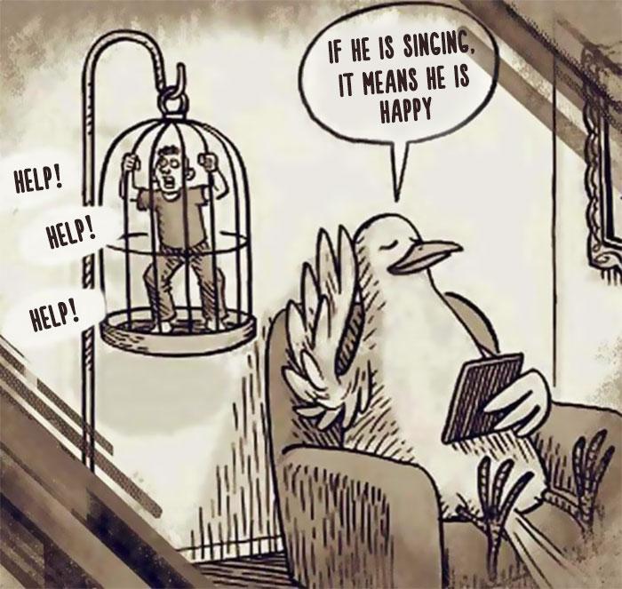 labananequiparle -Dan Piraro-satirical-animal-rights-illustrations-parallel-universe-34-571a252bb8d3c__700